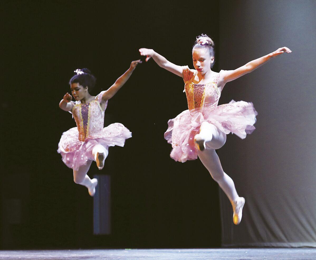 """Dance of the Sugar Plum Fairy"""