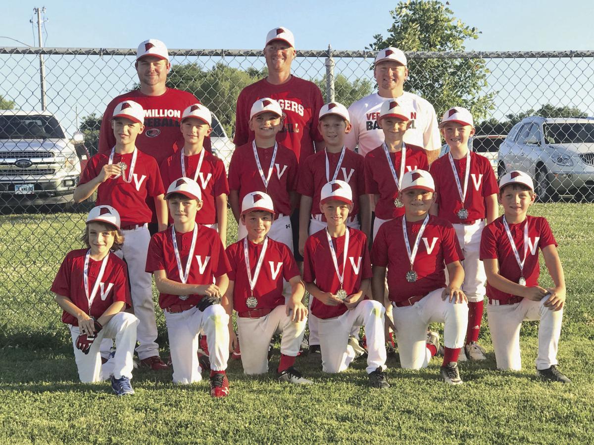 9U Vermillion Baseball Team