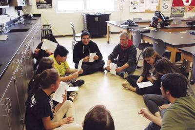 Shakespeare School Tour