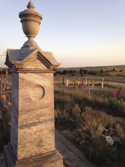 Wounded Knee Mass Grave