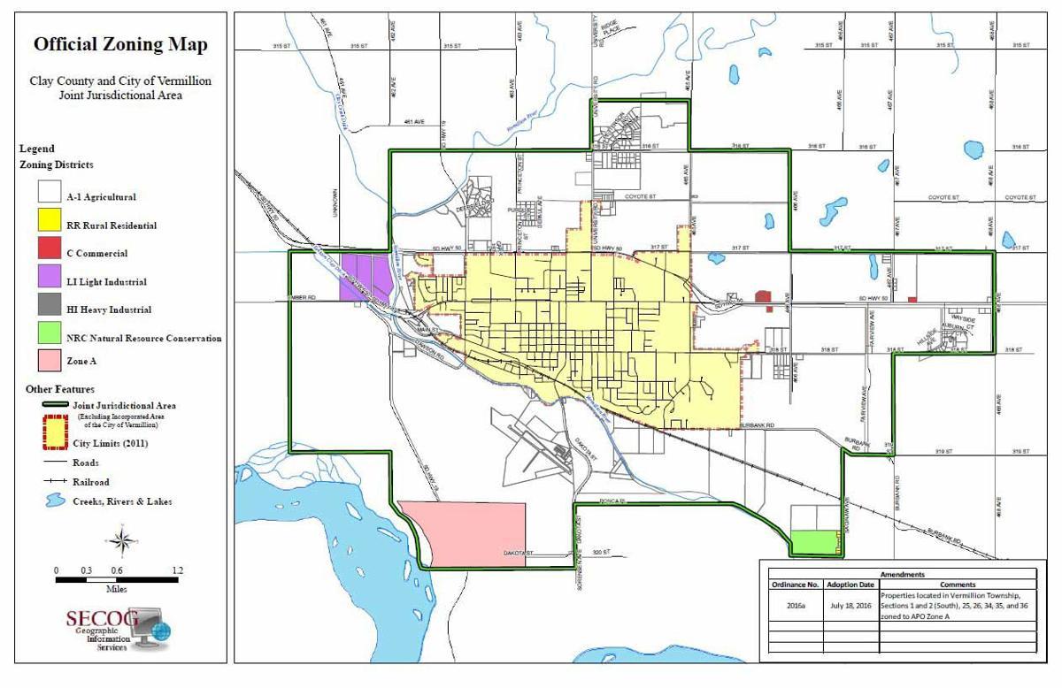 City/County Jurisdictional Area