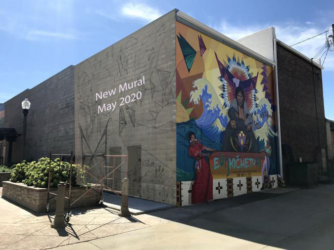 New Mural May 2020