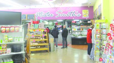 Tucked In The Corner Of Ace Hardware Lies Mr Smiths A Nationally Renowned Bakery Cafe With An Inspirational Story
