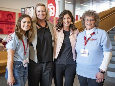 Four Female Leaders