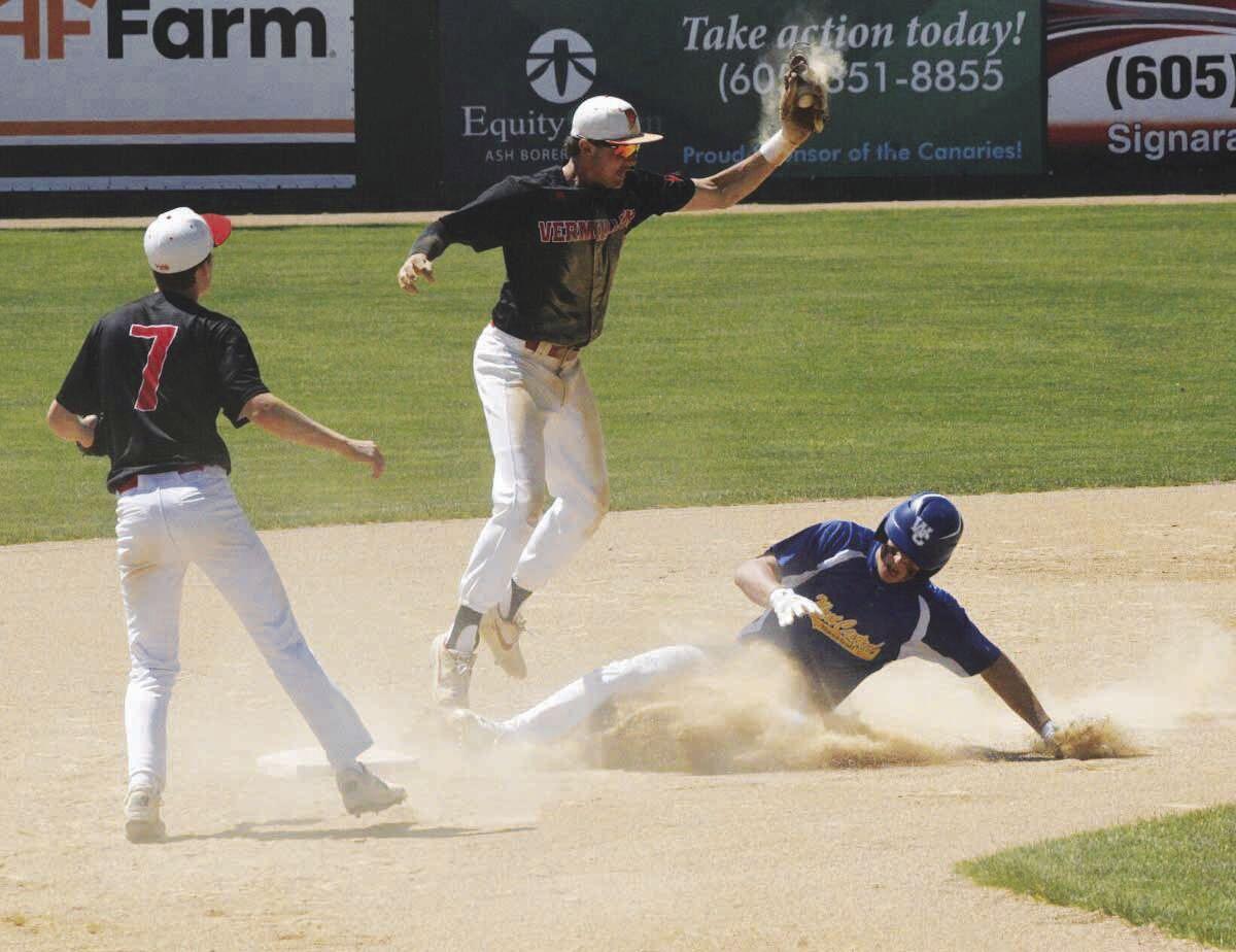 Vermillion Shortstop