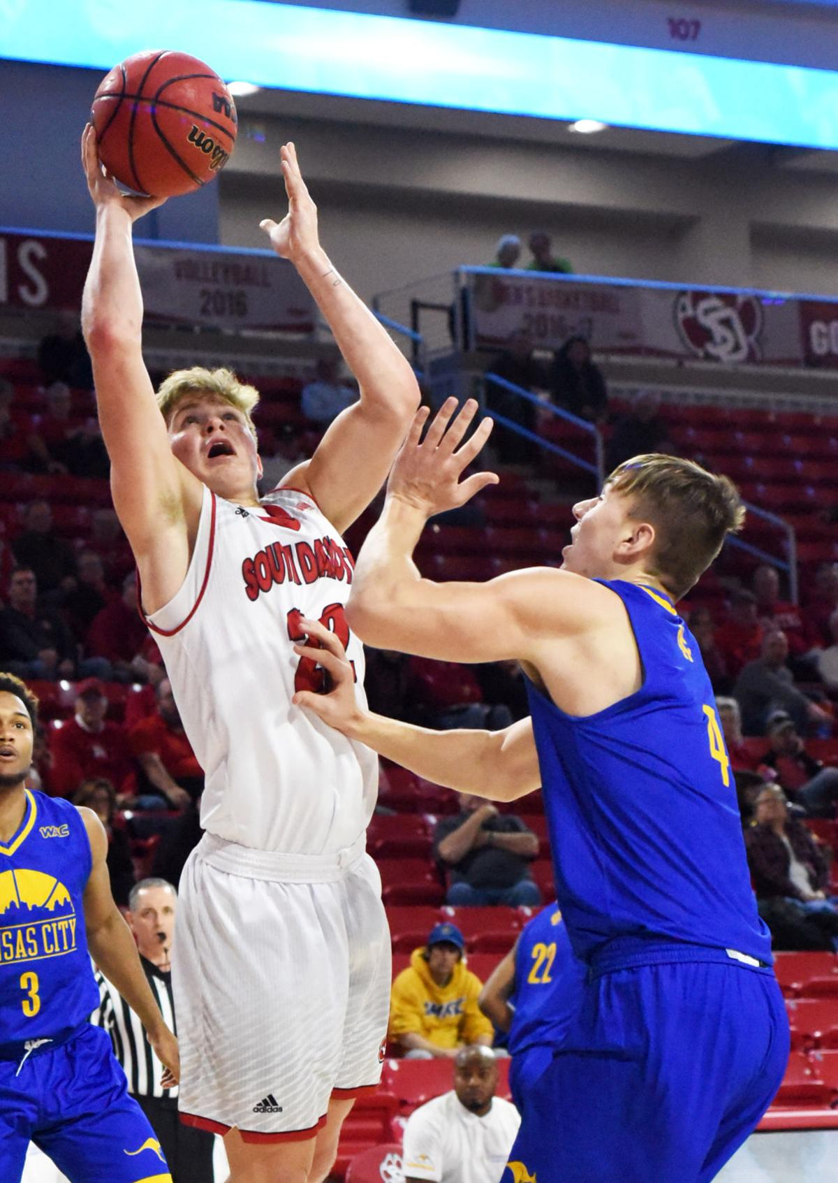 UMKC Rallies Past Coyote Men | Sports | plaintalk net