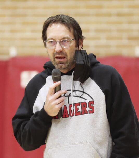 Coach Jay Drake