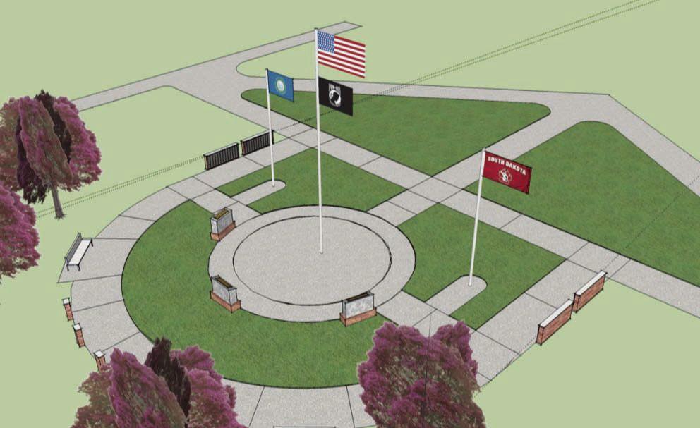 Patriots Plaza