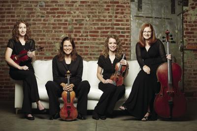 The Mahr String Quartet