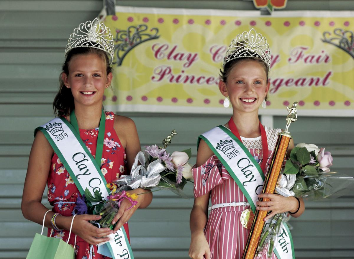 Clay County Royalty