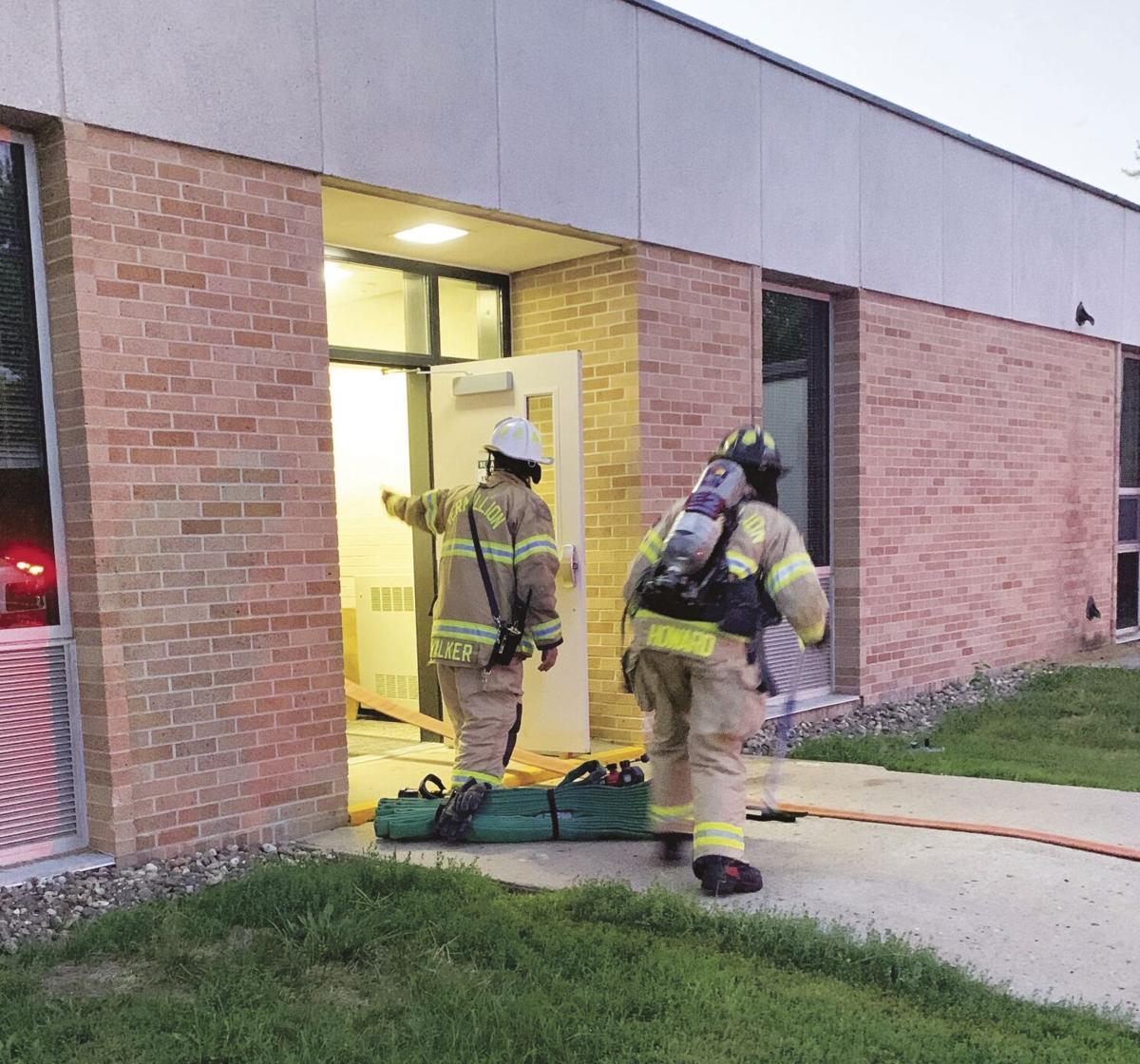Firemen Enter VHS