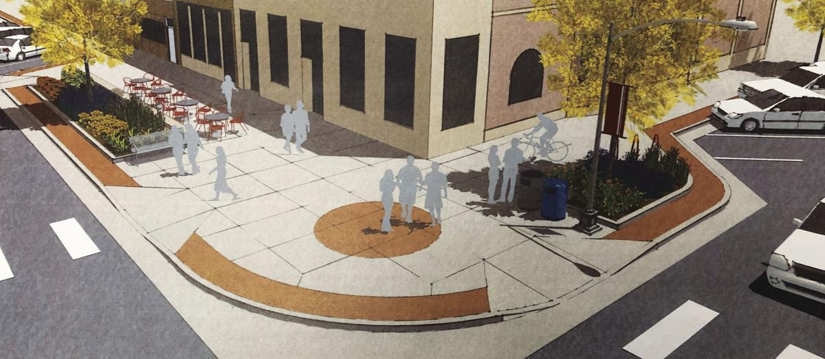 Vision Of Streetscape