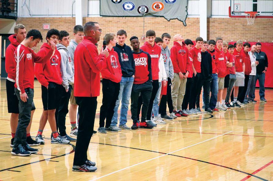 Tanagers Boys Basketball