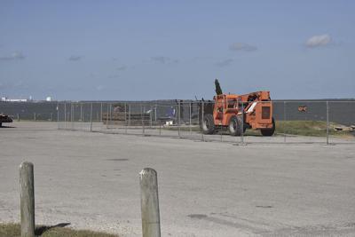 Bayfront Peninsula Park project