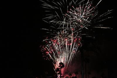 Seadrift Fireworks