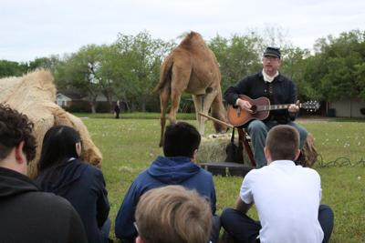 Texas Camel Corps
