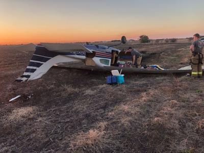 Cessna 210L crash