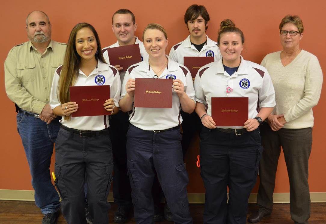 Students receive EMT certificates | Local News | portlavacawave.com