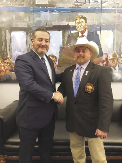 Sheriff visits Washington D.C. over border crisis