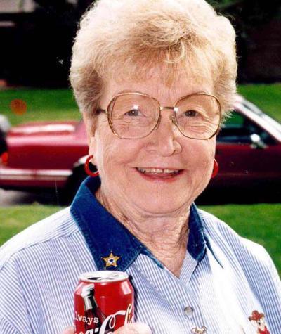 Virginia Louise Mobley Dumas