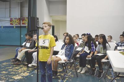 J-R Spelling Bee