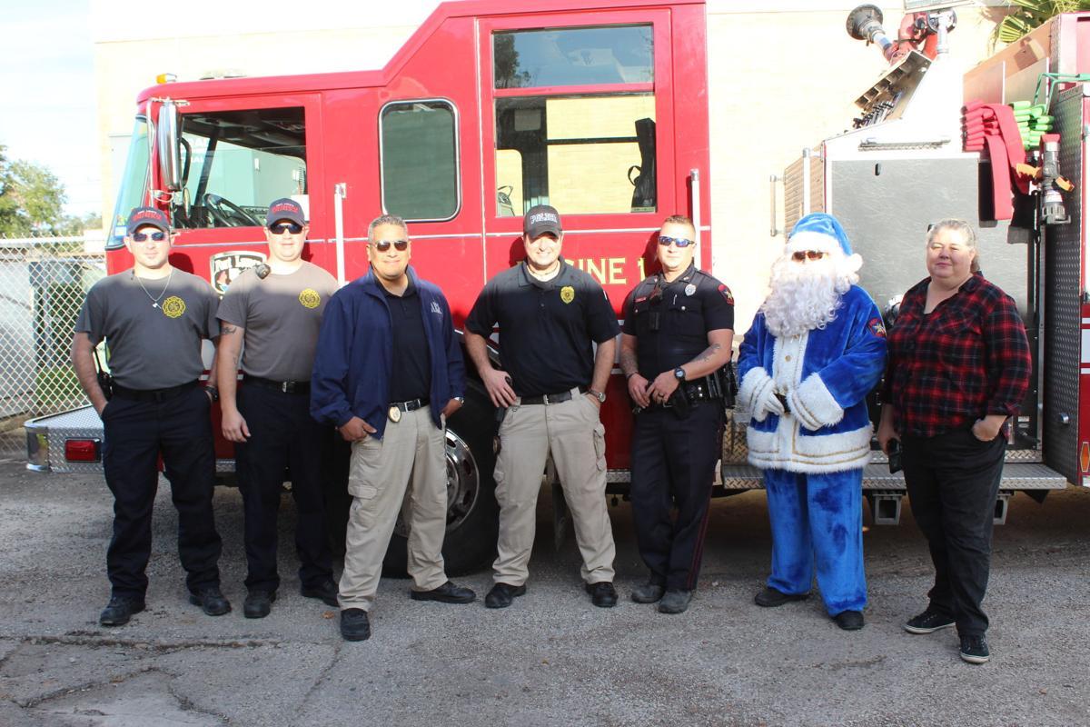PLPD blue Santa 1