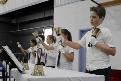 Bronze Mariners Bell Choir