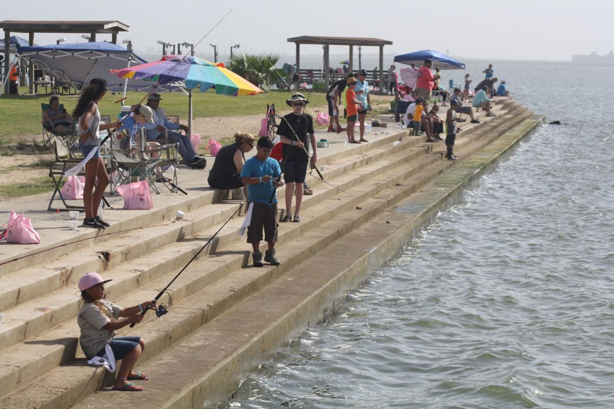 Annual youth fishing tournament scheduled for saturday for Port lavaca fishing