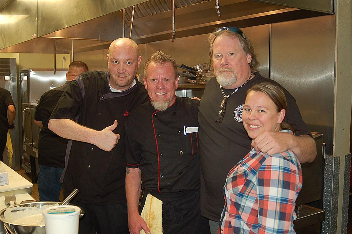 Chefs and owners
