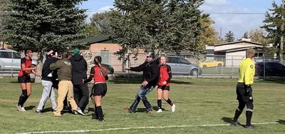American Falls, Sugar-Salem girls soccer parent fight
