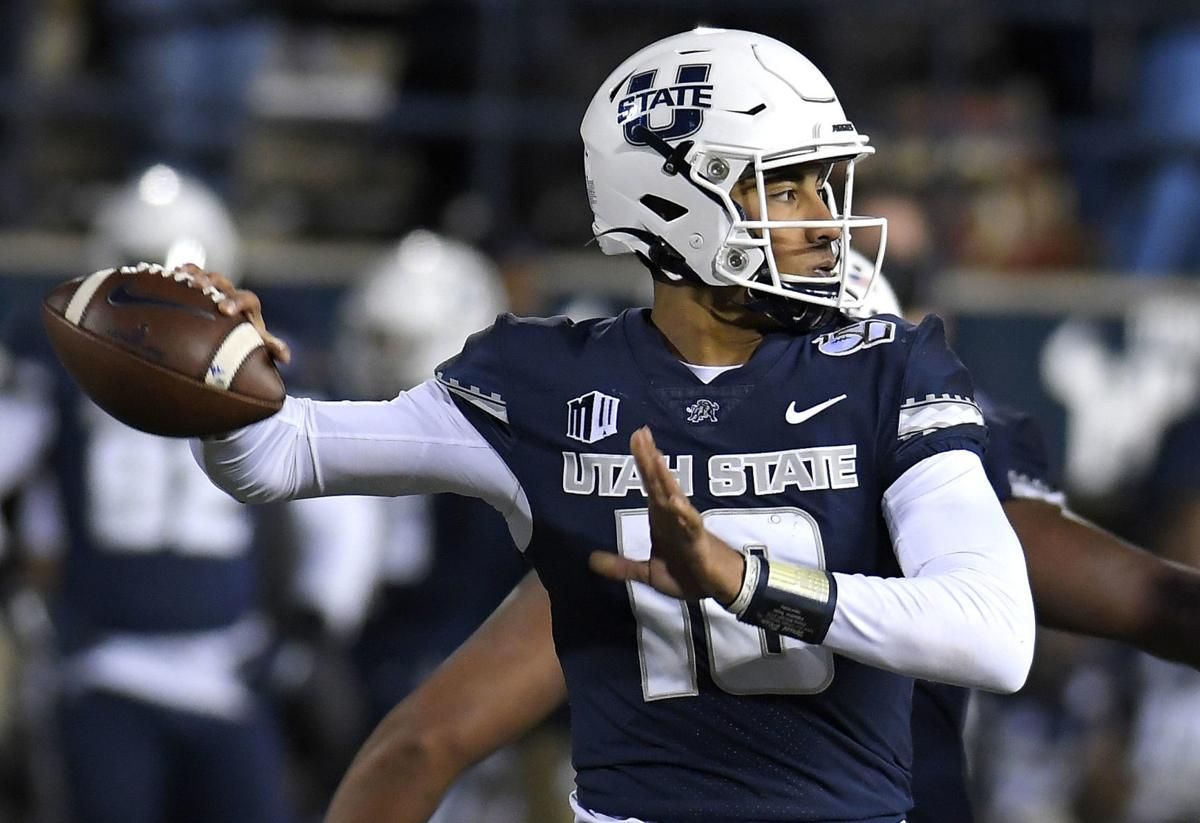 Utah State QB Love drafted in 1st round by Packers