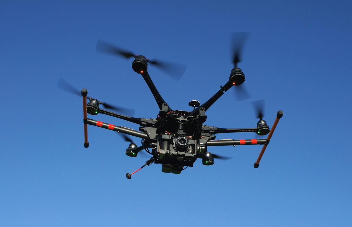 Board approves 1st reading of drone policy