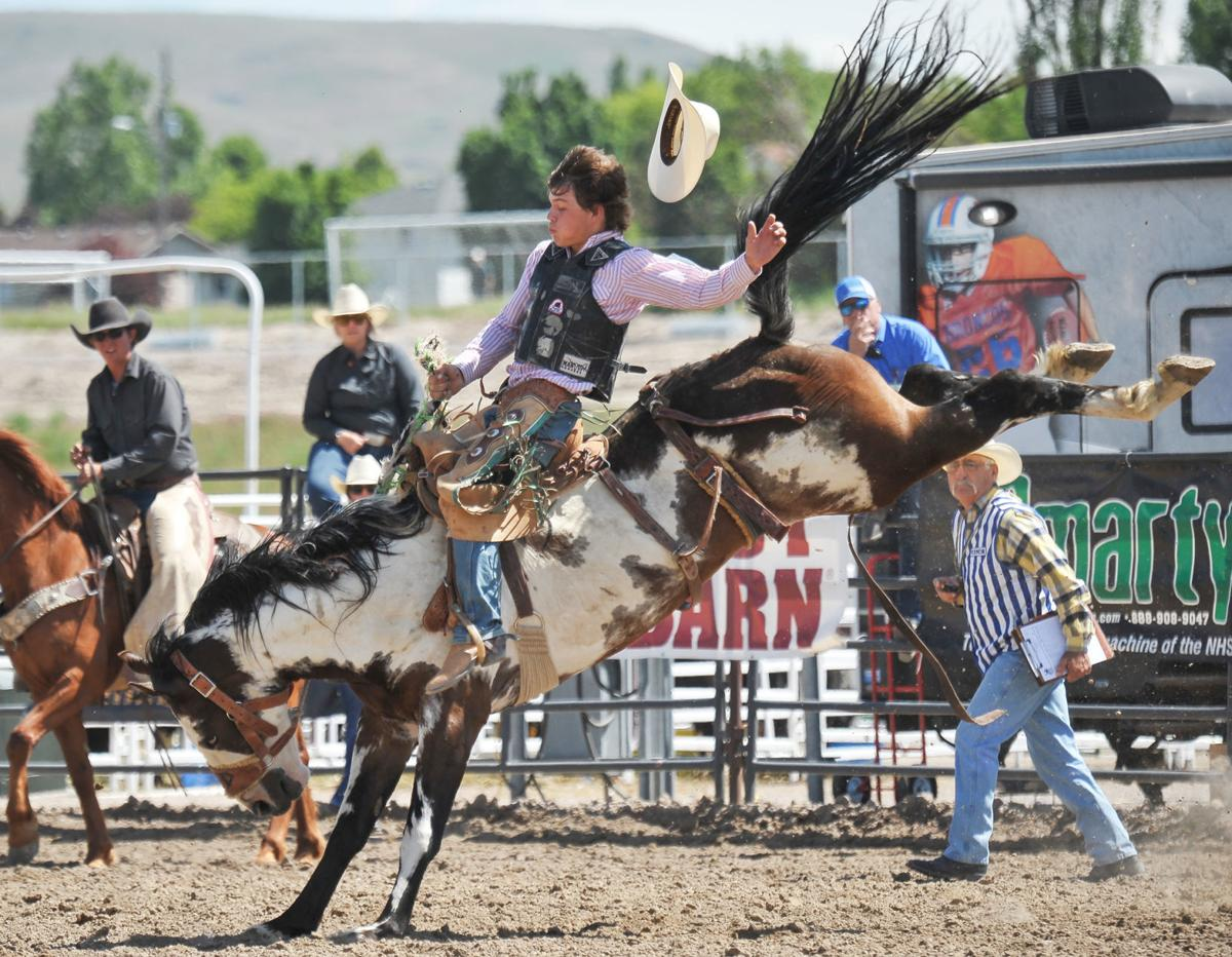 High school state rodeo moves to Blackfoot
