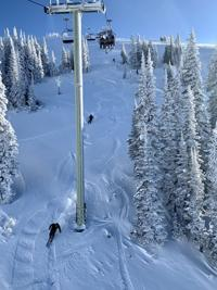 Man dies in trees at Grand Targhee