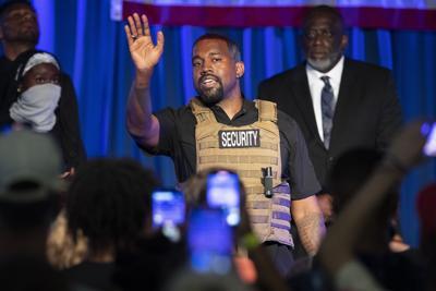 Election-2020-Kanye-West