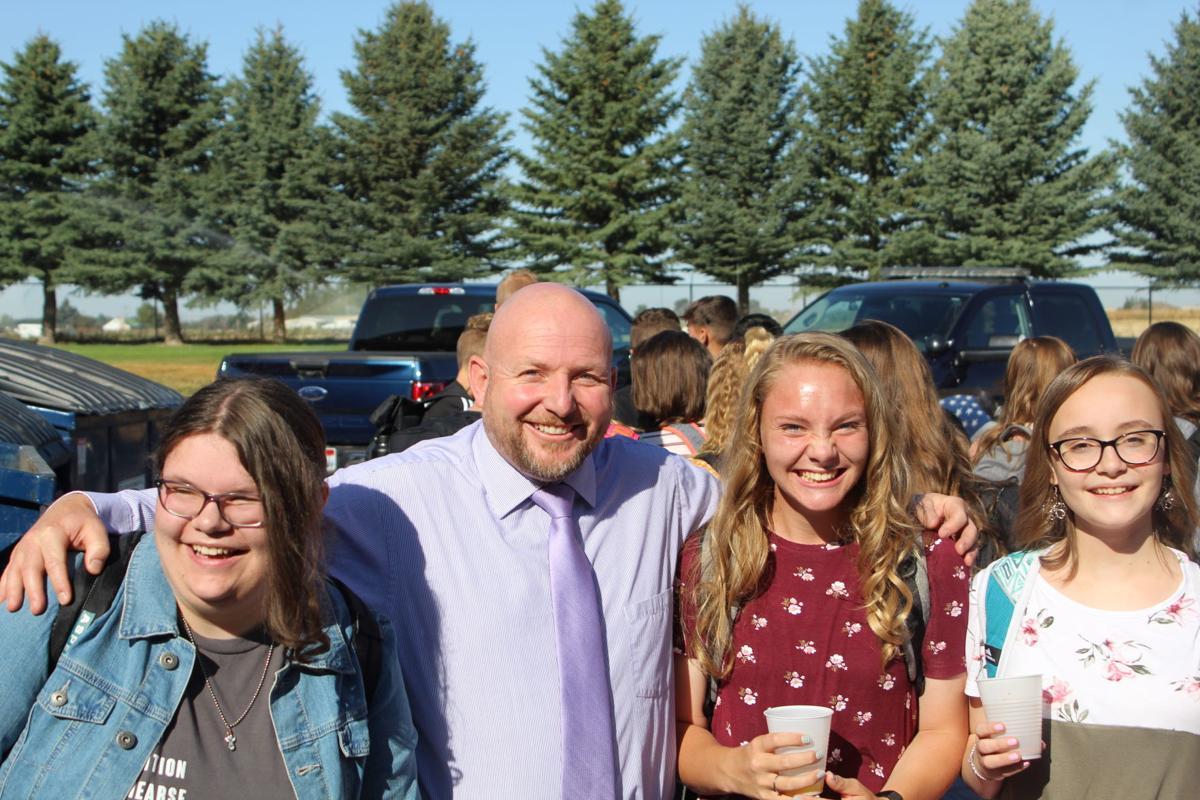SRHS welcomes new freshman class