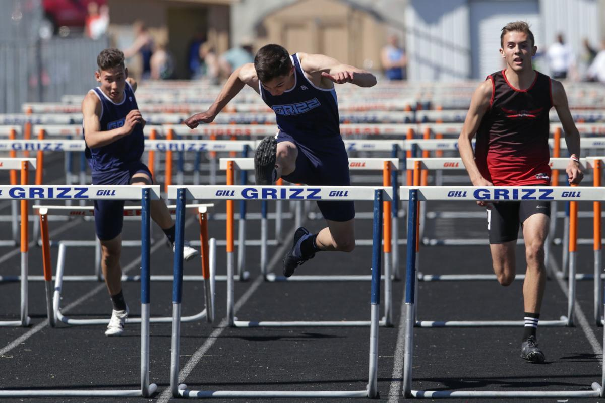 4A District 6 track championships