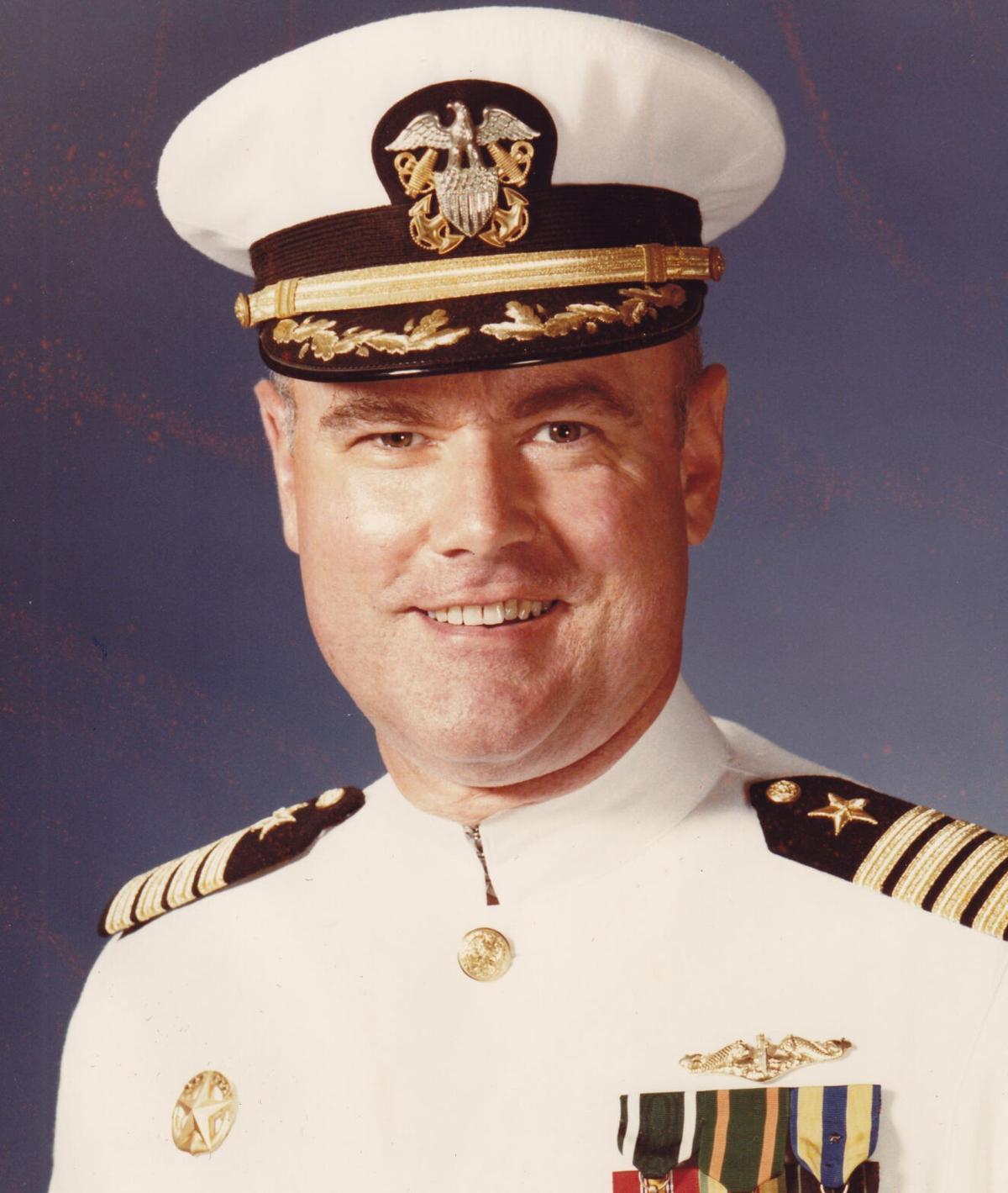 Captain John  Cox USN (Ret)
