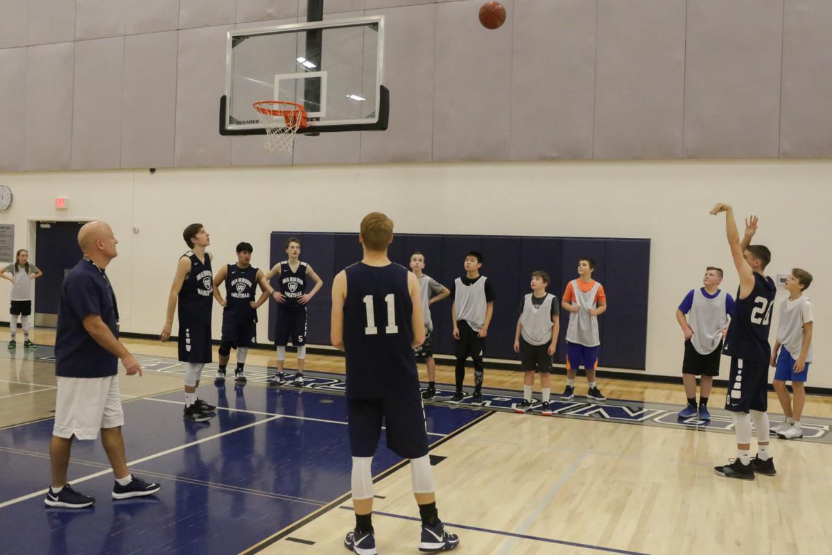 Watersprings basketball