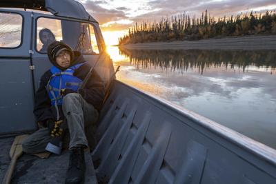 APTOPIX Yukon River Disappearing Salmon