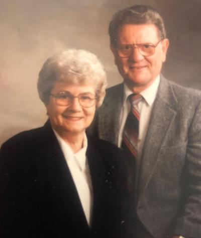 Edwin and Dixie  Cammack