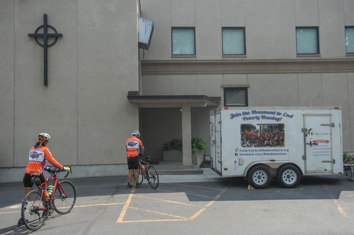 The Fuller Center Bike Adventure