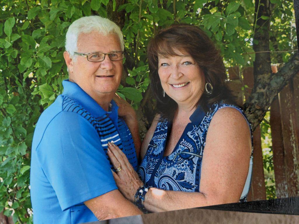 McAllisters celebrate 50th anniversary
