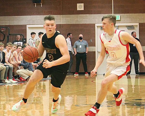 Local boys basketball teams take to the court