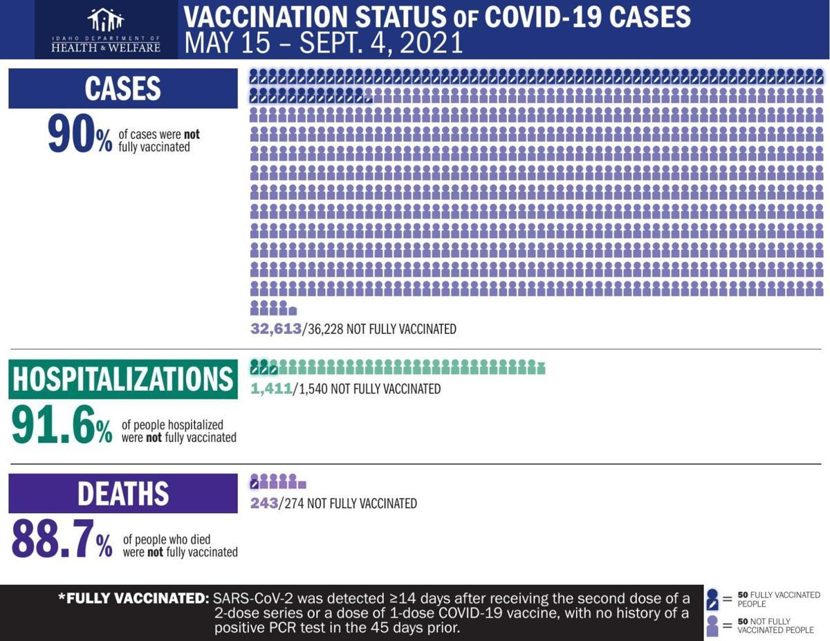 Vaccine efficacy Sept. 7