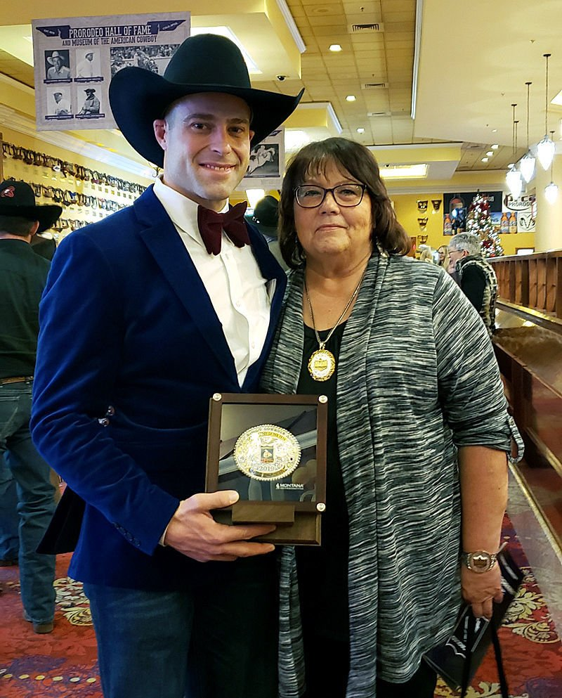 Tuckness cinches Bullfighter of the Year for the tenth year in a row