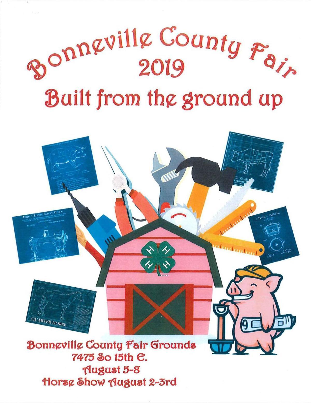Bonneville County Fair 2019