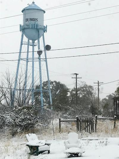 Wintry conditions bring business to Dubois