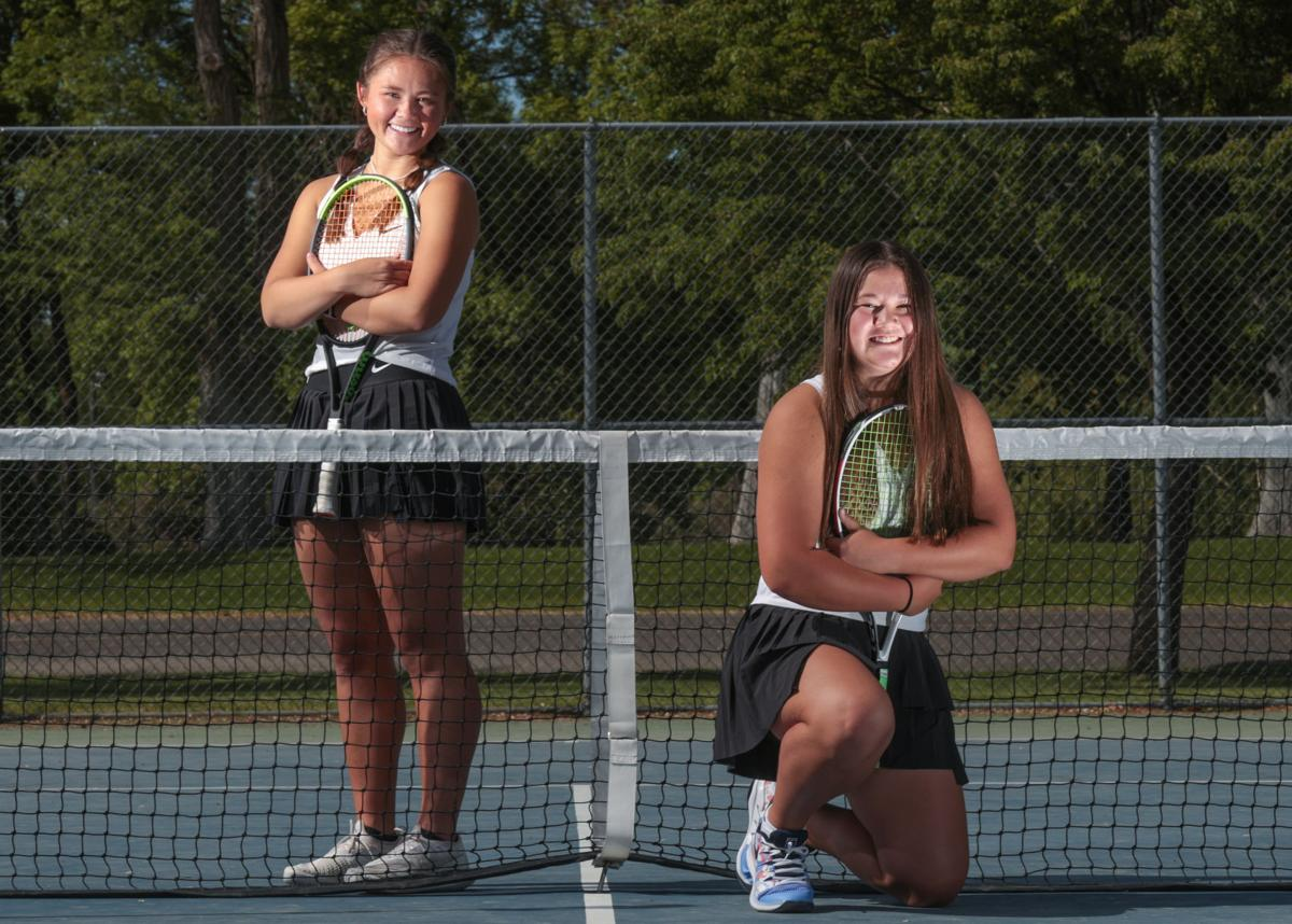 TENNIS: Hillcrest's Olsens are All-Area Girls Players of the Year