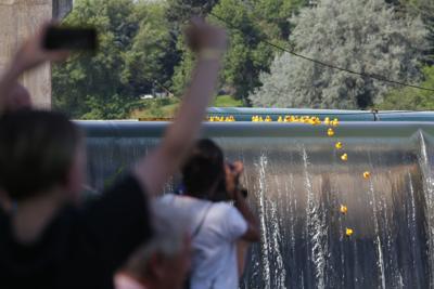 2018 Great Snake River Greenbelt Duck Race